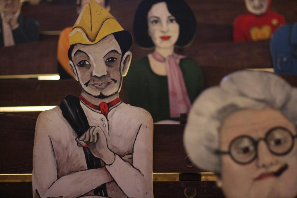 Muñeco de Cantinflas / Extraída de la página de Silvia G en Flickr. Licencia CC.