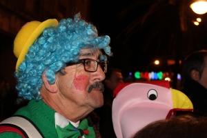 Aficionados al Carnaval de Cádiz. / Diego Pereira